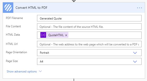Create PDF Documents