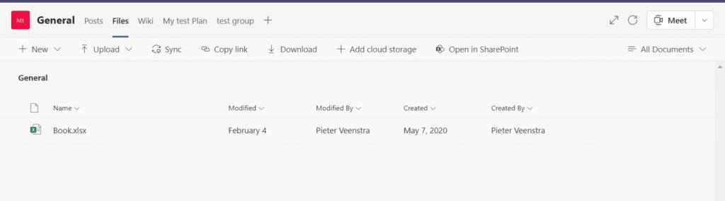 Create Views in Microsoft Teams Microsoft SharePoint, Microsoft Teams image 26