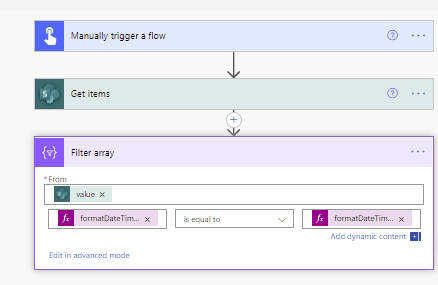 Filter by calculated fields