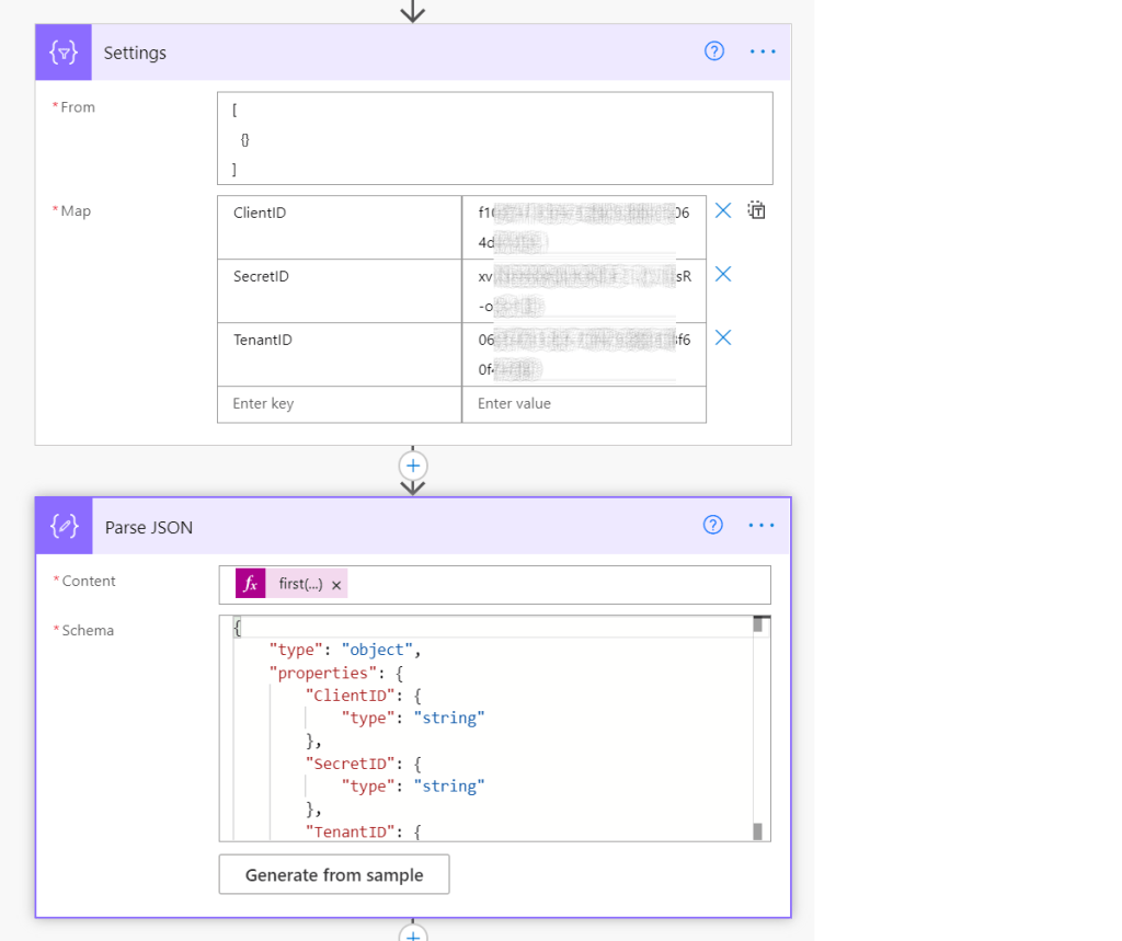 Who is in the office tomorrow, using Power Automate? Microsoft Office 365 image 36