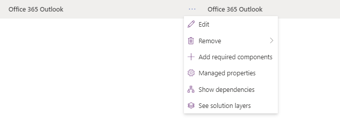 Request to XRM API failed with error, the flow is missing a connection for api '< null >' Microsoft Office 365 image 8