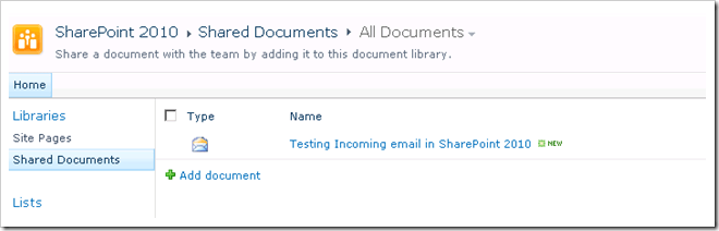 image thumb38 Configuring incoming email in SharePoint 2010 with Exchange   Step by Step Guide