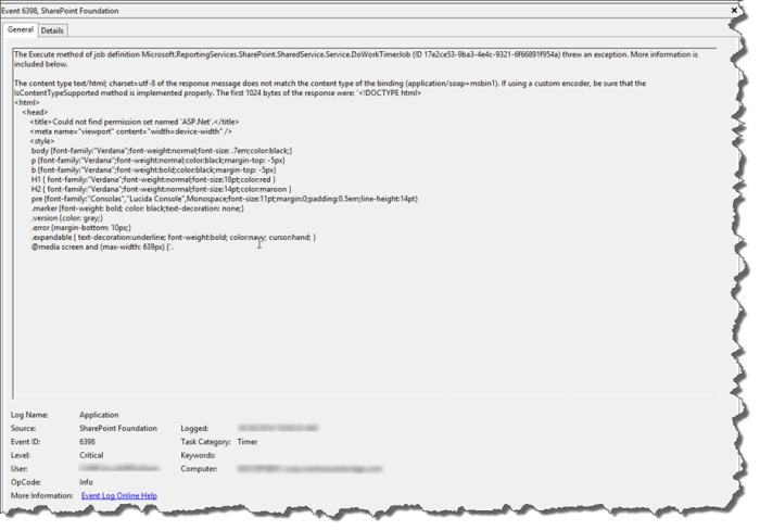 event viewer error message2