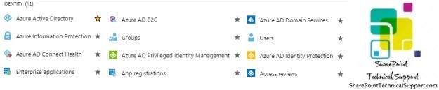 Azure Services Identity
