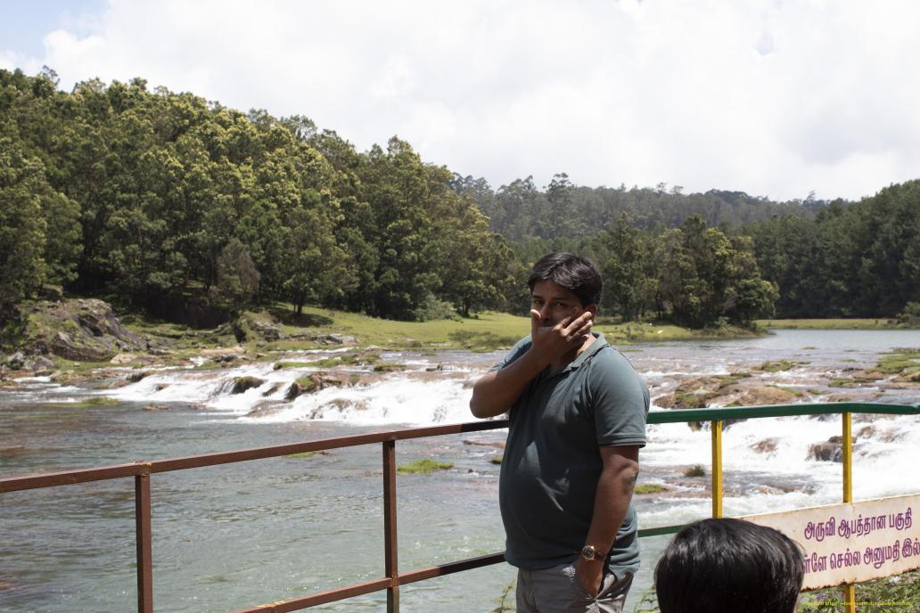Pykara waterfalls ooty