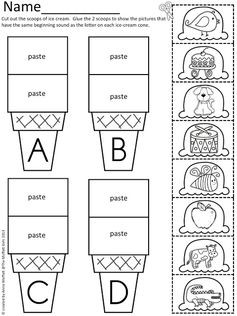 Read and Sequence! Simple stories for beginning and/or
