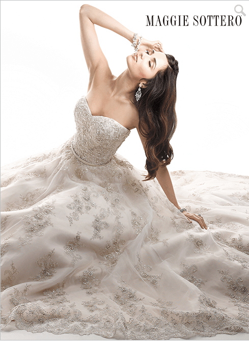 Hannah by Maggie Sottero