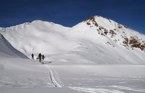 Crested Butte backcountry skiing