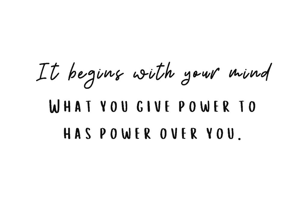 money mindset quote