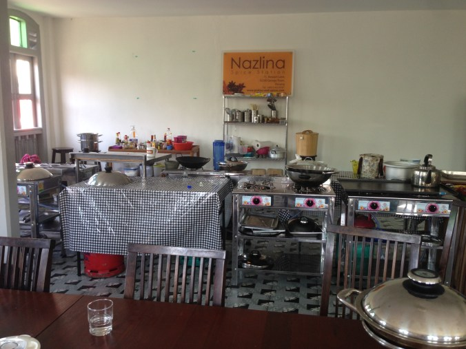 Nazlina's Cooking School