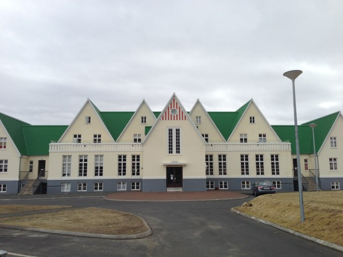 Hostels in Iceland are actually very nice
