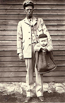 mailing babies