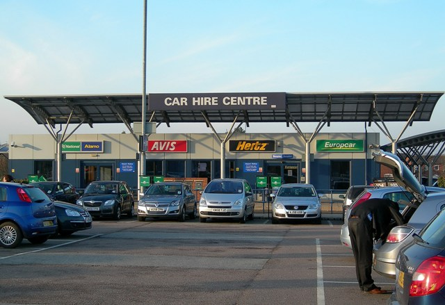 Enterprise Car Rental Cardiff Airport