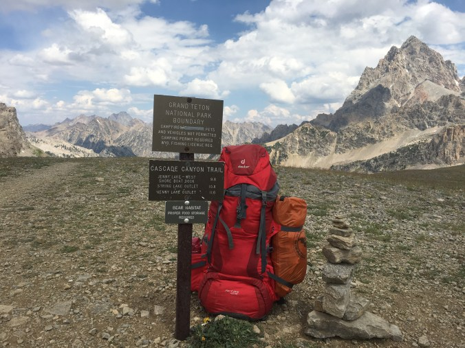 I could rent backpacking gear but fit of pack is very specific