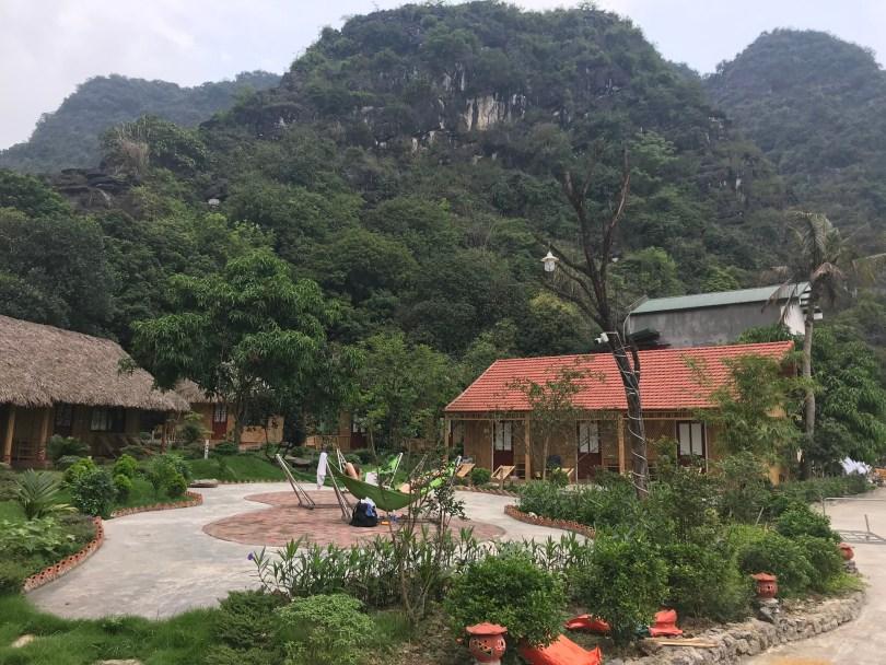 Homestay hotel in Vietnam