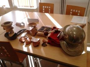 Who Wants to be a Museum Curator? Fitzalan Eisteddfod 2015