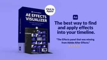 AE Effects Visualizer