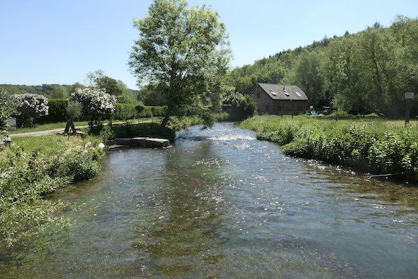 The Sarratt circular walk has the River Chess at it's centre