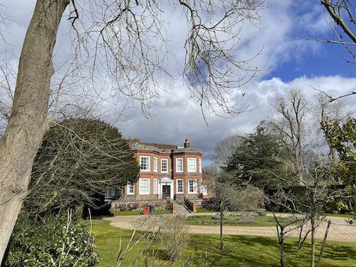 Dibley Manor on the Little Missenden loop
