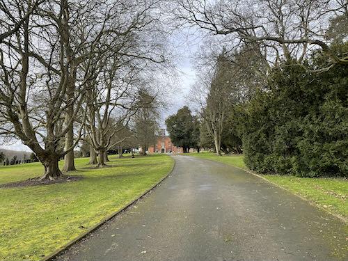 MI5 interrogation home on the Chess Valley Circular walk
