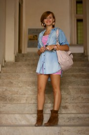 brown-suede-zara-boots-bubble-gum-striped-new-yorker-dress_400