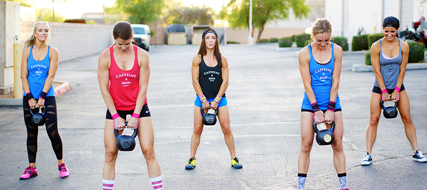 Have You Heard of 'Racial Crossfit'? Try This Summer Workout