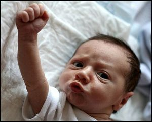 baby victory