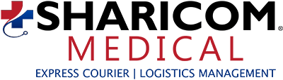 Sharicom Medical Express Pickup and Delivery