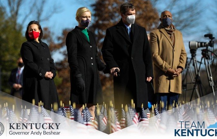 Kentucky begins COVID-19 Memorial Fund