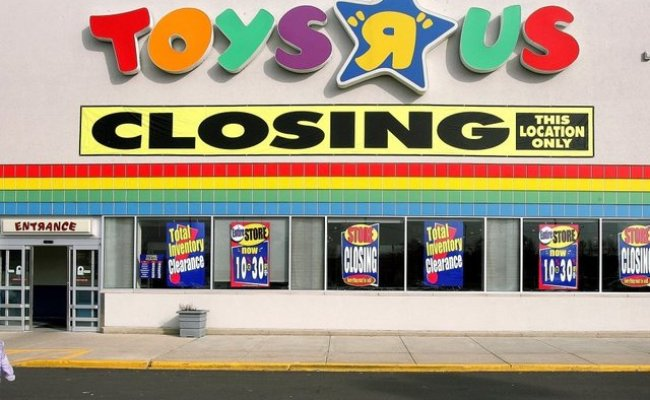 Crazy Eddie S Motie News Toys R Us Closing Down And Kmart