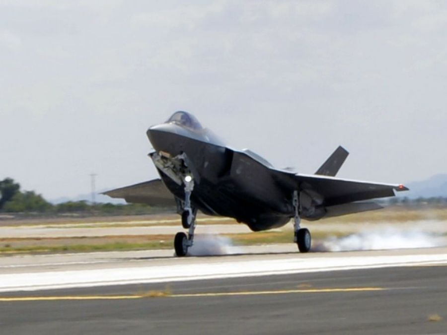 Air Force extends time for public to comment on possibility of F-35s ...
