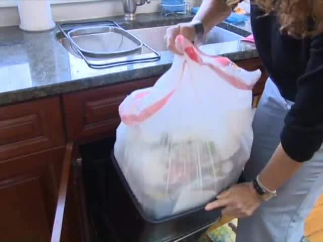 Kitchen Garbage Bags