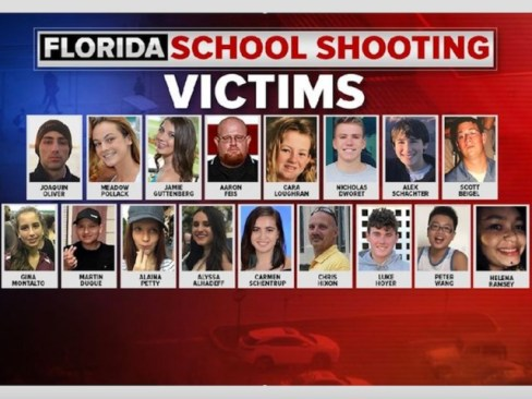 Image result for 2018 school shootings