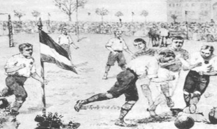 Asal Permainan Sepak Bola