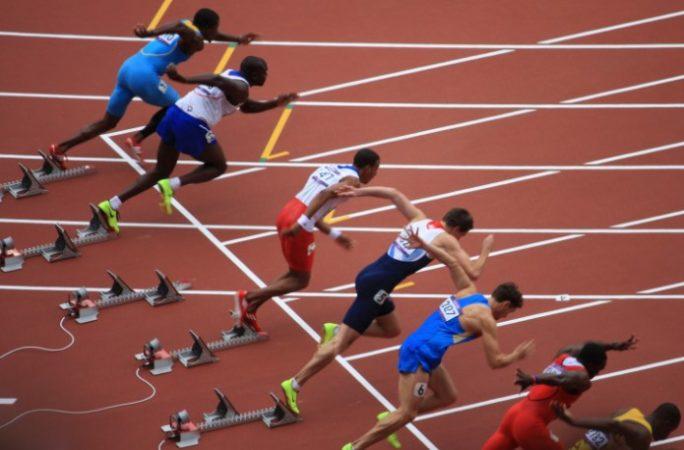 Nomor Atletik Lari