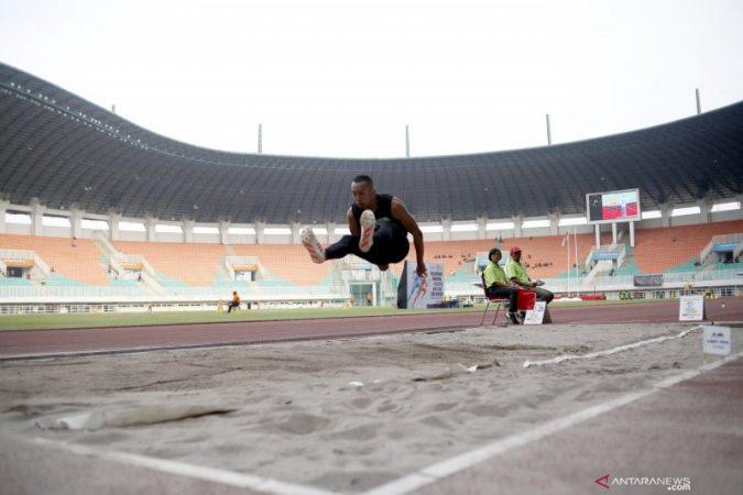 Nomor Atletik Lompat
