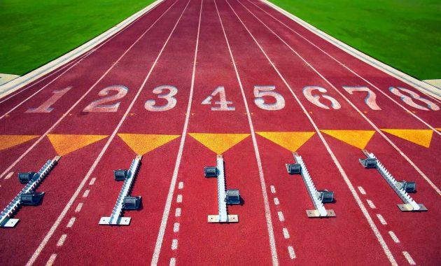 Ukuran Lapangan Atletik Lari