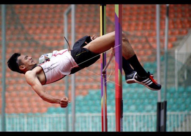 Atletik Lompat Tinggi