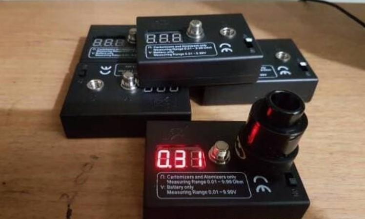 Cara Pemasangan Ohm Meter