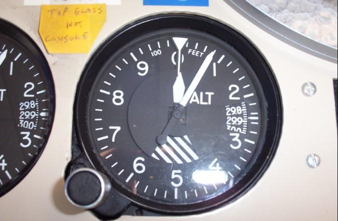Fungsi Altimeter