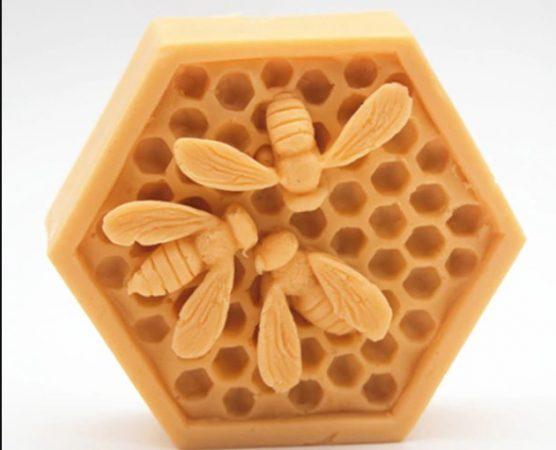 Kerajinan Dari Sabun Bentuk Lebah