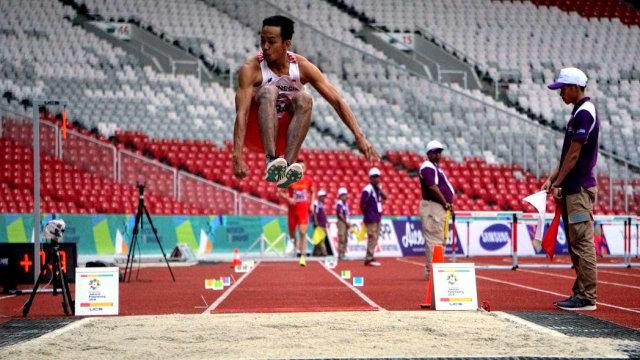 Pengertian Lompat Jauh Gaya Jongkok