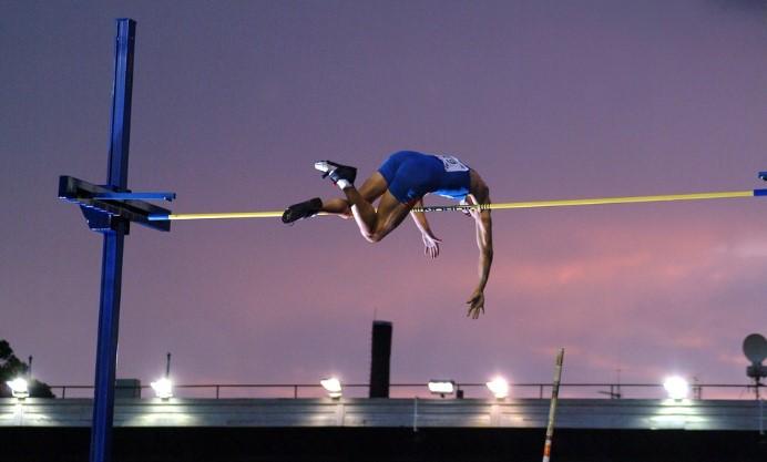 Pengertian permainan Lompat Tinggi