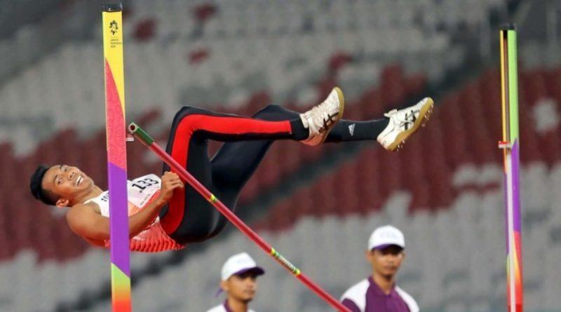 Teknik Lompat Tinggi Gaya Straddle