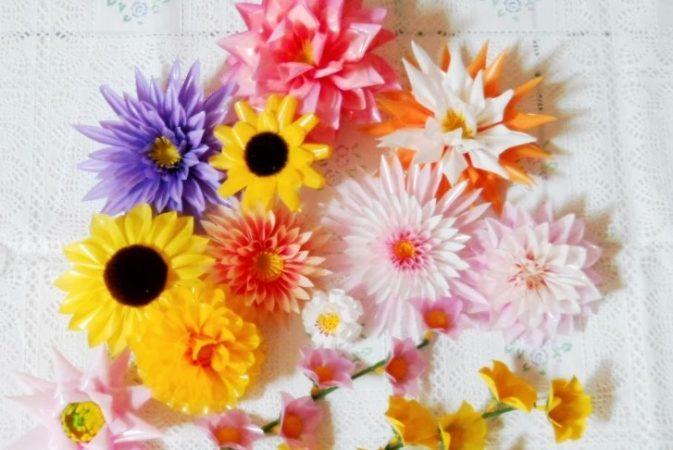 Bunga Melati dari Sedotan