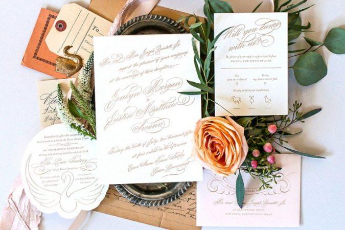 Contoh undangan pernikahan yang Benar