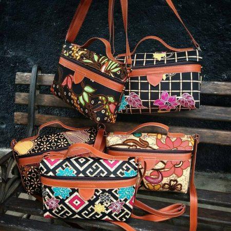 Dompet batik lapis
