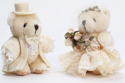 Souvenir Pernikahan Boneka Couple