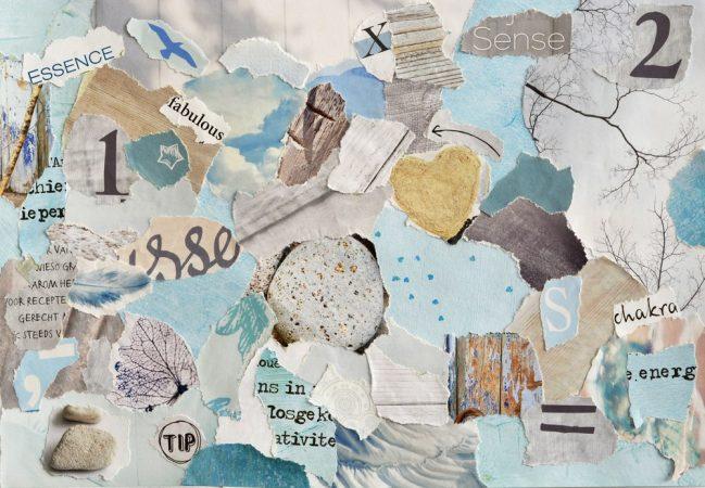 Unsur Unsur Seni Rupa dalam Gambar Kolase