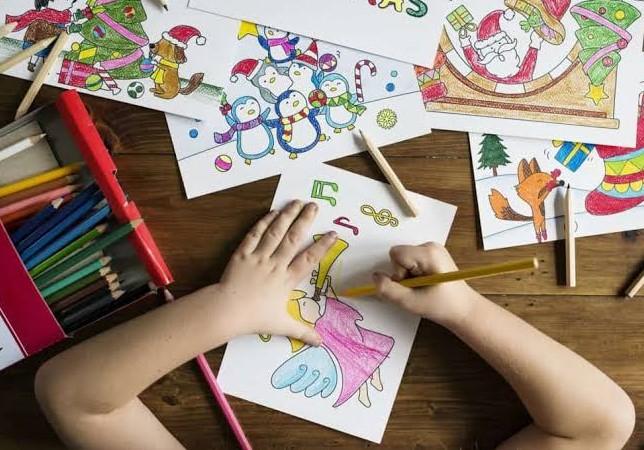 Manfaat Menggambar Sketsa untuk Anak